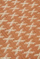 Sixth Floor - Tira bath mat - rust