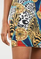 Sissy Boy - Own it printed skirt - multi