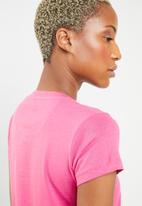 KAPPA - Authentic westessi T-shirt - pink