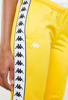 KAPPA - Banda slim fit track pants - multi