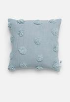 Sixth Floor - Liu cushion cover - blue