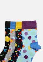 Happy Socks - Kids fruit salad gift box - multi