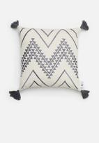Sixth Floor - Kona cushion cover - grey