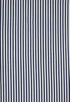 Revenge - Striped oversized shirt - navy & white