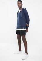 Reebok Classic - Classic zip hoodie - navy