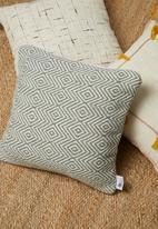 Sixth Floor - Morrissey cushion cover - grey