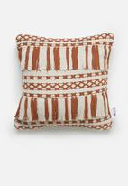 Sixth Floor - Waverly cushion cover - rust