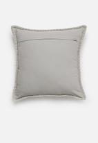 Sixth Floor - Felix cushion cover - taupe
