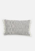 Sixth Floor - Chester cushion cover - grey
