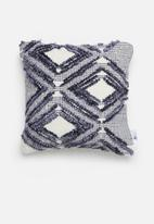 Sixth Floor - Holmes cushion cover - navy