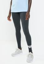 PUMA - Essential logo legging - grey