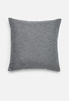 Hertex Fabrics - Schoolgrey cushion cover - grey
