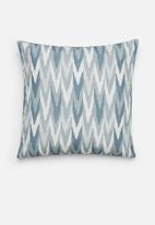 Hertex Fabrics - Demin cushion cover - blue