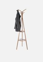 Present Time - Native coat rack - bamboo