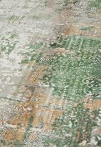 Hertex Fabrics - Vestige rug - emerald