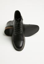 Superbalist - Mason military boot - black