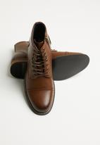 Superbalist - Mason military boot - brown