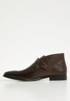 Superbalist - Denver leather boot - brown
