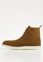 Superbalist - Aiden suede hiker boot - tan