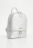 Steve Madden - Brital backpack - silver
