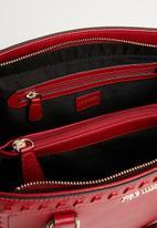 Steve Madden - Bbonitat satchel bag - red