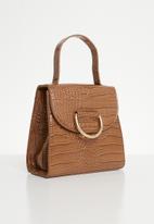 Superbalist - Nadine crossbody bag - brown