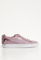 PUMA - Basket Bow Satin Wn's