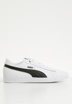 PUMA - Puma smash wns v2 l - puma white/puma black