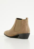 Superbalist - Kathy chelsea boot - taupe