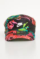 Nike - Nsw cap floral - multi