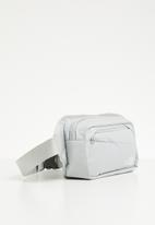 The North Face - Bozer hip pack II - grey & white