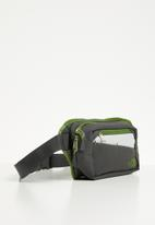 The North Face - Bozer hip pack II - grey & green