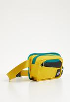 The North Face - Bozer hip pack II - yellow & grey