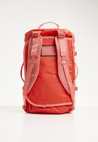 The North Face - Base camp duffel - red & coral