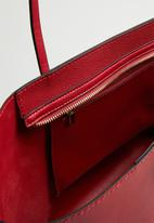 ALDO - Agrenave bag  - red