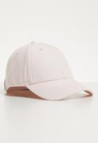 The North Face - 66 classic cap - pink & white