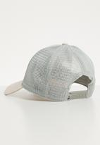 The North Face - Mudder trucker cap - pink & grey