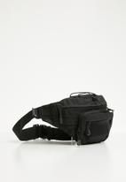 Escape Society - Utility bum bag - black