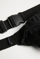 Escape Society - Utility bum bag - black
