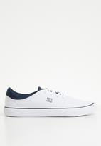 DC - Trase tx sneakers - white
