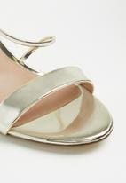 Call It Spring - Cascaped stiletto - gold