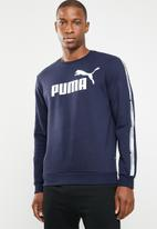 PUMA - Tape crew sweat top - multi