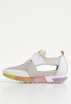 Steve Madden - Flatform sneaker - neutral