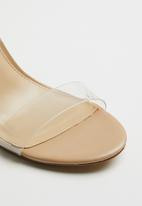 Steve Madden - Camile heel - neutral