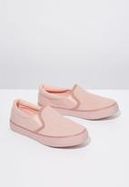 Cotton On - Classic slip on - pink