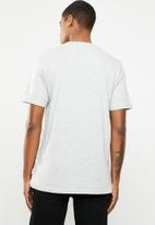 Only & Sons - Greg short  sleeve tee - grey