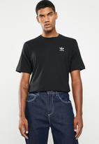 adidas Originals - Essential crew ss tee - black