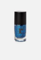 Cotton On - Rubi nail polish - cobalt glitter