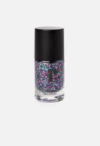 Cotton On - Rubi nail polish - multi glitter