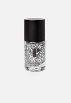 Cotton On - Rubi nail polish - silver glitter